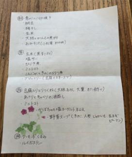 20140611食事記録